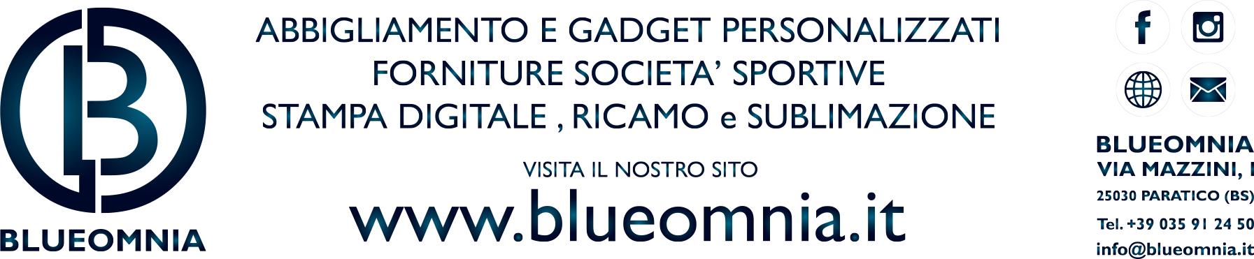 Abbigliamento Sportivo Blueomnia